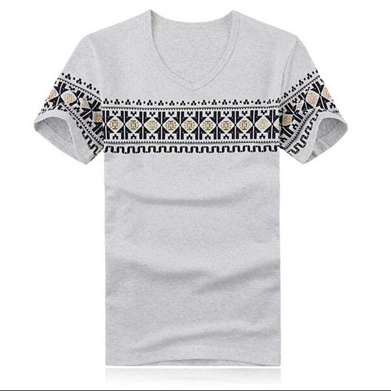 E-BAIHUI SUMMER mens t shirts fashion printing Clothing Swag Men T-shirts Camiseta Fitness Tee Skate Moleton t shirt Y026()