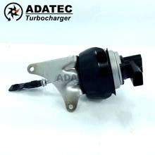 Electronic wastegate GTB1749V 757042 757042-13 03G253010A Turbocharger Vacuum Actuator for Seat Altea 170 125 2.0TDI