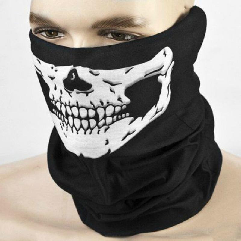 4 Models Motorcycle Face Mask Motorbike Neck Headwear Outdoor Ski Skull Party Masks Sport Halloween Mask for Bike Motor Cycling(China (Mainland))
