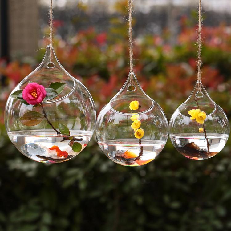 Proveedores de vidrio decoraciones para el hogar compra - Decoracion jarrones de cristal ...