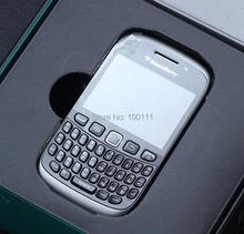 BB 9320 original blackberry 9320 curve mobile phone QWERTY Keyboard WIFI 3.2MP camera Free DHL/EMS shipping(Hong Kong)