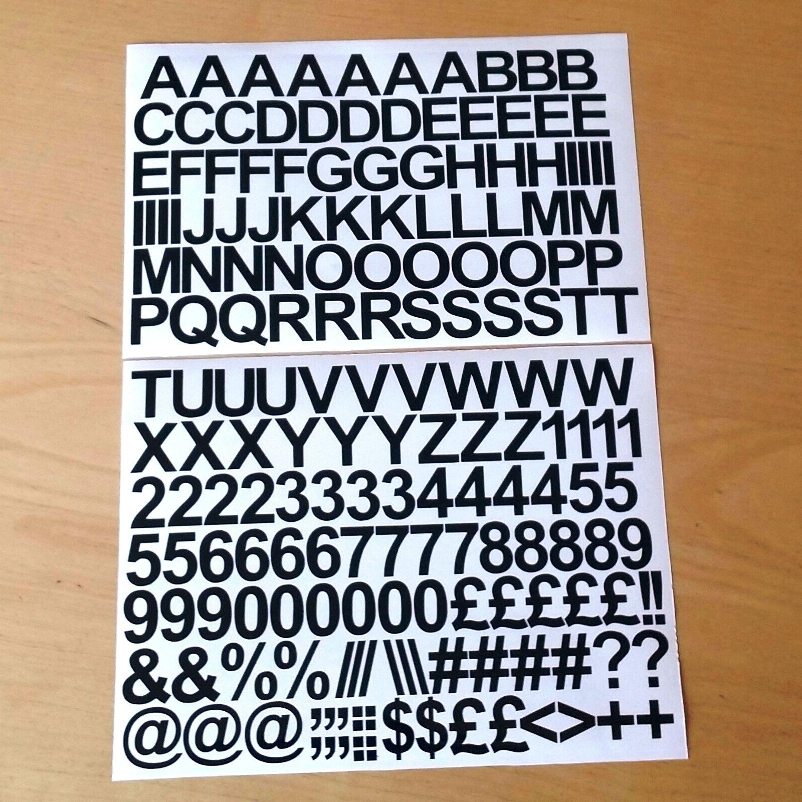 Compra letras adhesivas para las paredes online al por - Letras adhesivas para pared ...