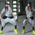 Harem Pants Personality DJ Hip hop Jazz Dance Practice Pants Men And Women Pants Collapse Loose