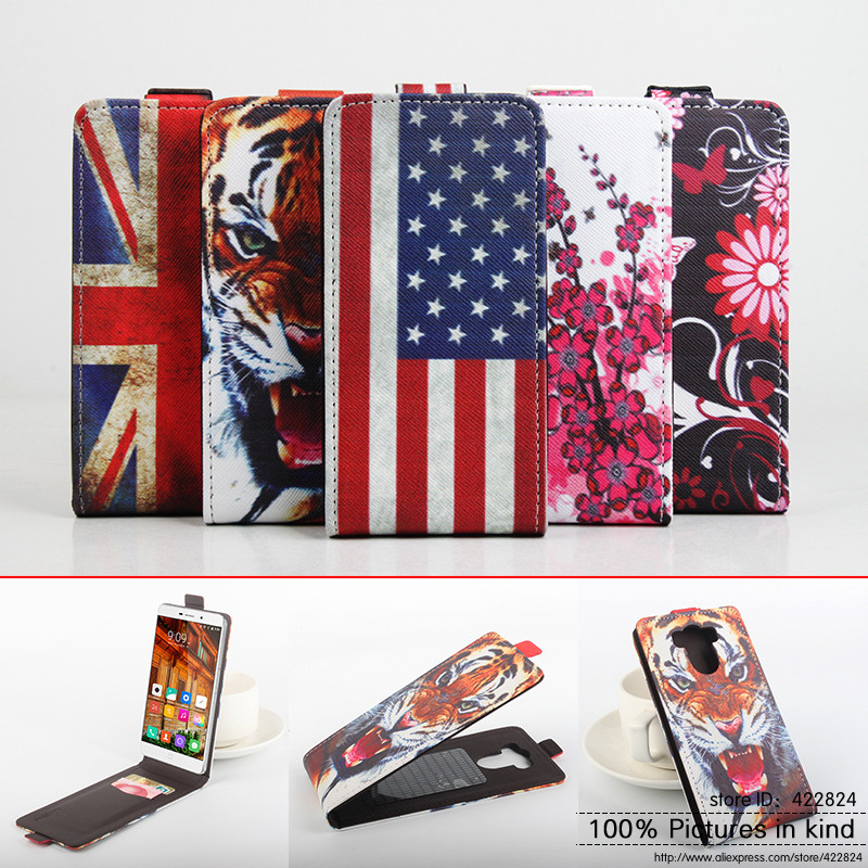 High Quality Leather Case For Elephone P 9000 Flip Cover Case housing For Elephone P9000 Case Leather Cover Mobile Phone Cases(China (Mainland))