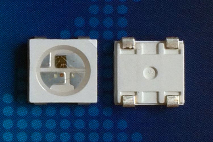 WS2812C LED;5050 SMD RGB LED with built-in WS2811 IC inside;Lower Current requirement:5mA<br><br>Aliexpress