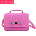 Fashion Cute Bow Belt Shoulder Bag Messenger Bag Small Cute