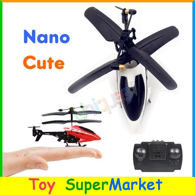 RC Helicopter Remote Control Toys Smallest Mini 2.5CH Aircraft 2016 New Electronic Toys Aircraft HX720 PK S107 S107G(China (Mainland))