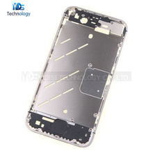 10pcs/lot Original Middle Frame Bezel Midframe Housing Assembly For iPhone 4S 4GS Mobile Phone Repair Parts Wholesale(China (Mainland))