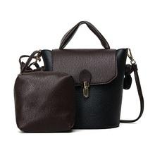 With logo and tag 2017 Fashion brand bags vintage canvas shoulder cross body handbag women shoulder messenger bags(China (Mainland))