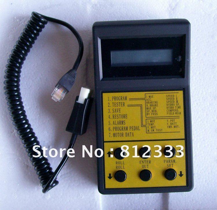 ZAPI Digital Console Handhele Programming For ZAPI H0 H2B Dual AC2 Motor Controller(China (Mainland))