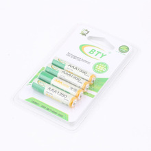 1pcs BTY 1.2V AAA 3A 1350mAh Ni-MH Rechargeable Battery for RC Toys Camera  free shipping(China (Mainland))