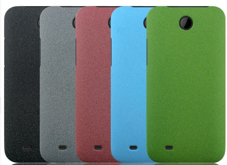 support wholesale.newest luxury business design frosted plasitc cover for htc desire 300 popular protection phone case.4 colors.(China (Mainland))