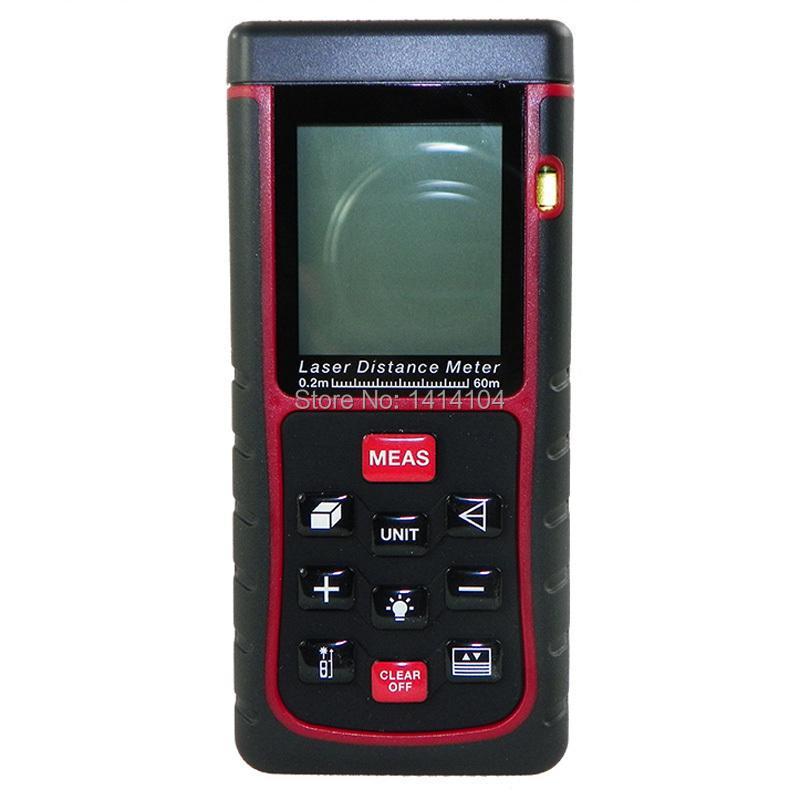 Лазерный дальномер Brand new RZ60 0,2 60 # 130134