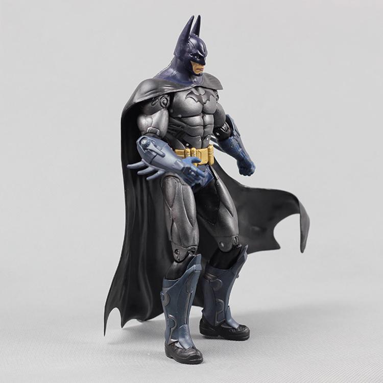 7''18CM PVC Batman:Arkham City Movie Batman Superhero action figure Toy Collectable superhero figures robot Kids classic toys (China (Mainland))