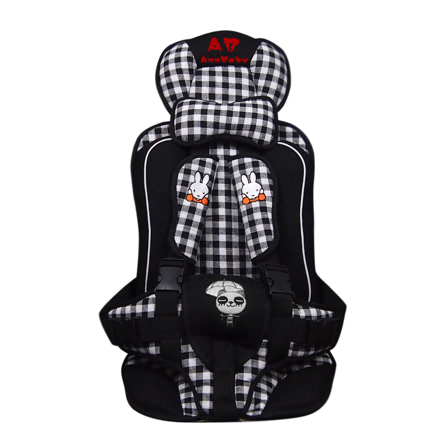 Top Quality Cute Baby Car Seat Cover Portable Infant Safety Car Seat Covers Toddler Baby Seat Cushion Child Safety Seat Chair(China (Mainland))