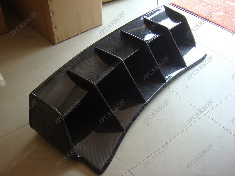Carbon Fiber Wrc Rear Trunk Spoiler Wing For 2002 2007 Subaru Impreza Wrx Sti 2003 2004 2005