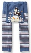 New Toddler Boys and Girls Cute Rabbit Pattern Kids Pants Baby Warmer Cotton Pants Trousers Free