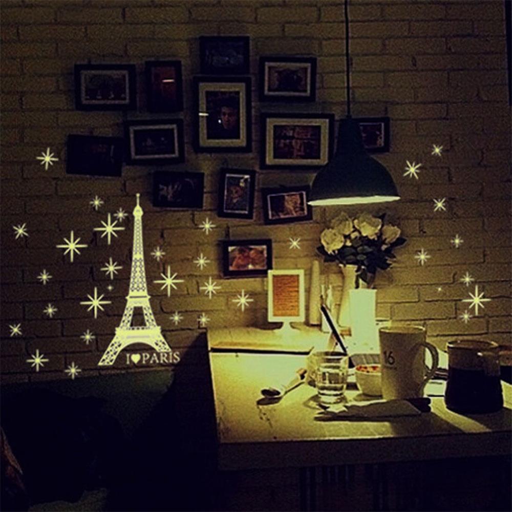 Lichtgevende stickers koop goedkope lichtgevende stickers loten van chinese lichtgevende - Interieur decoratie volwassen kamer ...
