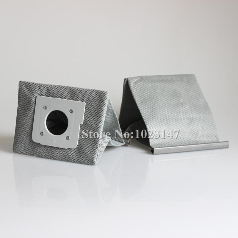 2 pcs/lot Vacuum Cleaner Bags Cloth Dust Bag Washable Bag Replacement for LG V-2810 V-2810B V-743RH V-3810R V-943SA PASSION(China (Mainland))