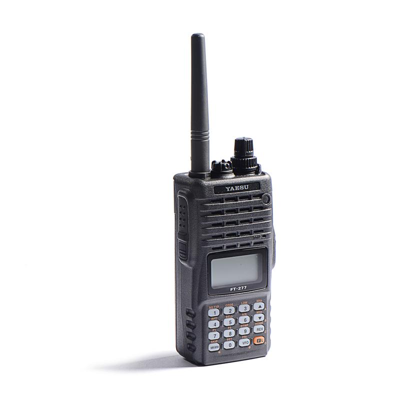 Uhf Portable Radio Yaesu
