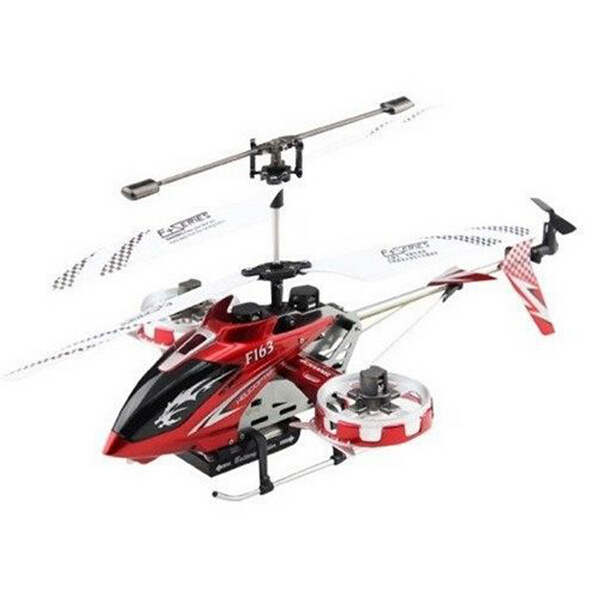Free shipping New 2015 Remote Control Toys Radio Toy DFD F163 2.4GHz Avatar 4-Channel Thunder RC Helicopter with Gyroscope(China (Mainland))