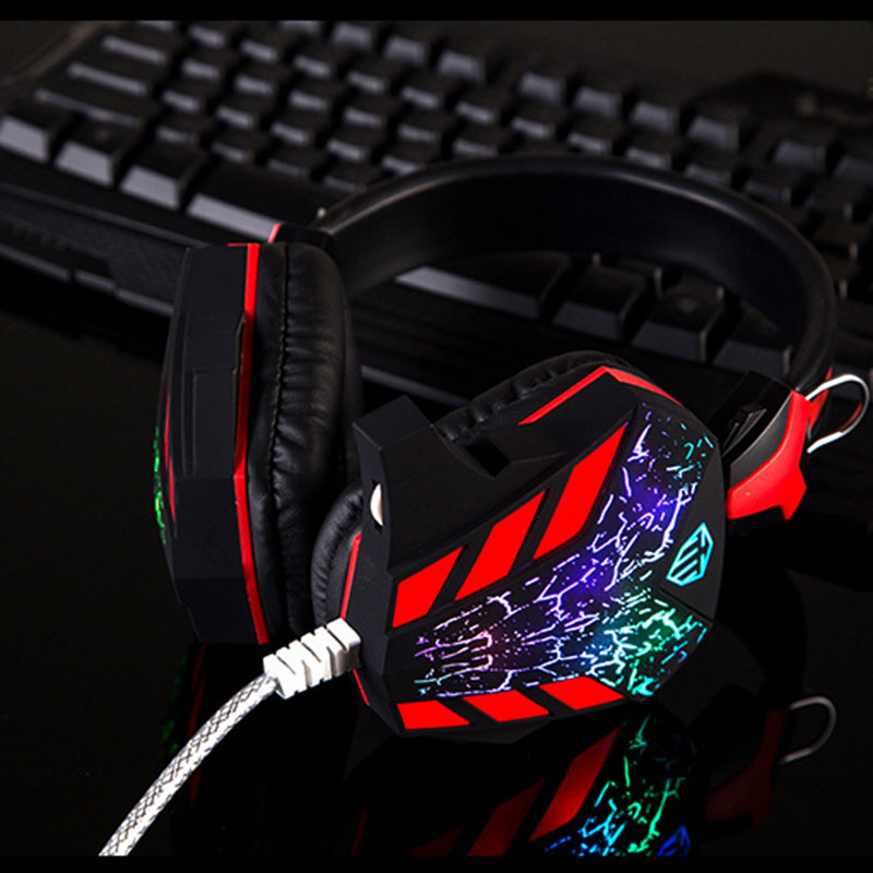 Hot style Excellent Gaming font b Headphones b font Headset With Microphone font b Noise b