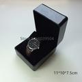 Wholesale Leather Watch Box Fashion Luxury Brand Watch Storage Box Black Big Size Watch Gift Boxes