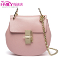 Hot Trendy Cute Pig Bag women Messenger shoulder bags genuine leather Small fashion makeup party bag