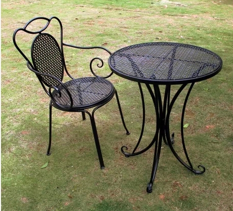 Indoor And Outdoor Patio Tables And Chairs Wrought Iron