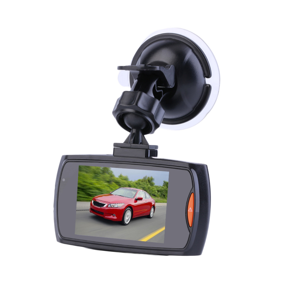"Car Camera G30 2.4"" 640x480 Car DVR Video Recorder Dash Cam 120 Degree Wide Angle Motion Detection Night Vision G-Sensor(China (Mainland))"