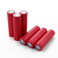 Sanyo 6pcs lot original 18650 lithium ion battery 2600mAh UR18650ZY 3 7V battery free shipping