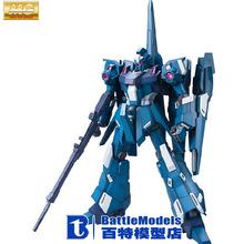Genuine BANDAI MODEL 1/100 SCALE Gundam models #165298 MG RGZ-95 ReZEL E.F.S.F. Gundam plastic model kit