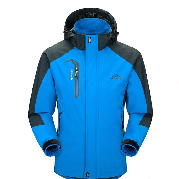 Новинка 2018 весна осень Мужская Флисовая Куртка для пешего туризма мужская куртка z4