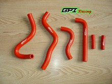 Buy silicone radiator hose FOR Kawasaki KX250 KX 250 1999 2000 2001 2002 99 00 01 02 RED for $19.51 in AliExpress store