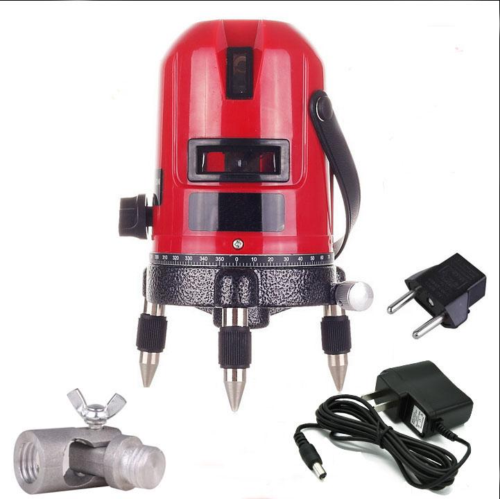 Infrared laser marking instrument leveling line laser leveling instrument red Line 2 standard red