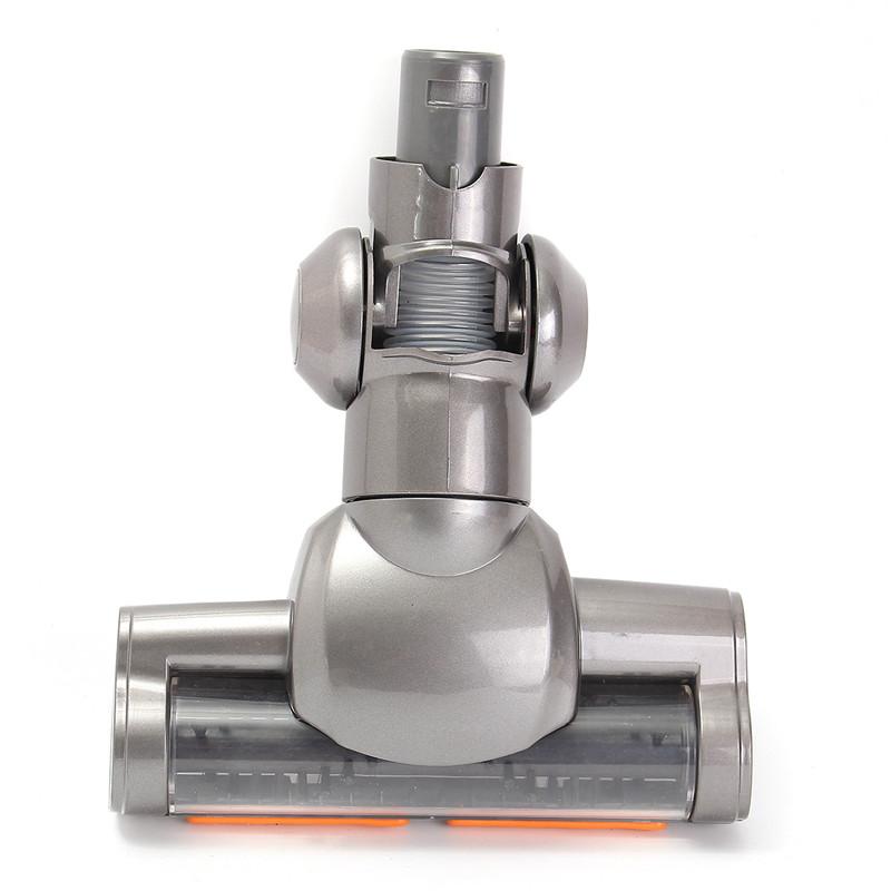 Brush Head Gray Plastic+Metal For Dyson DC35 DC34 DC31 Motorized Floor Tool Vacuum Cleaner Head(China (Mainland))