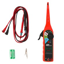 Red Color Automotive Circuit Detector Circuit Tester LCD test lamps Multimeter Pencil Detector Diagnostic Tool Test Probe(China (Mainland))