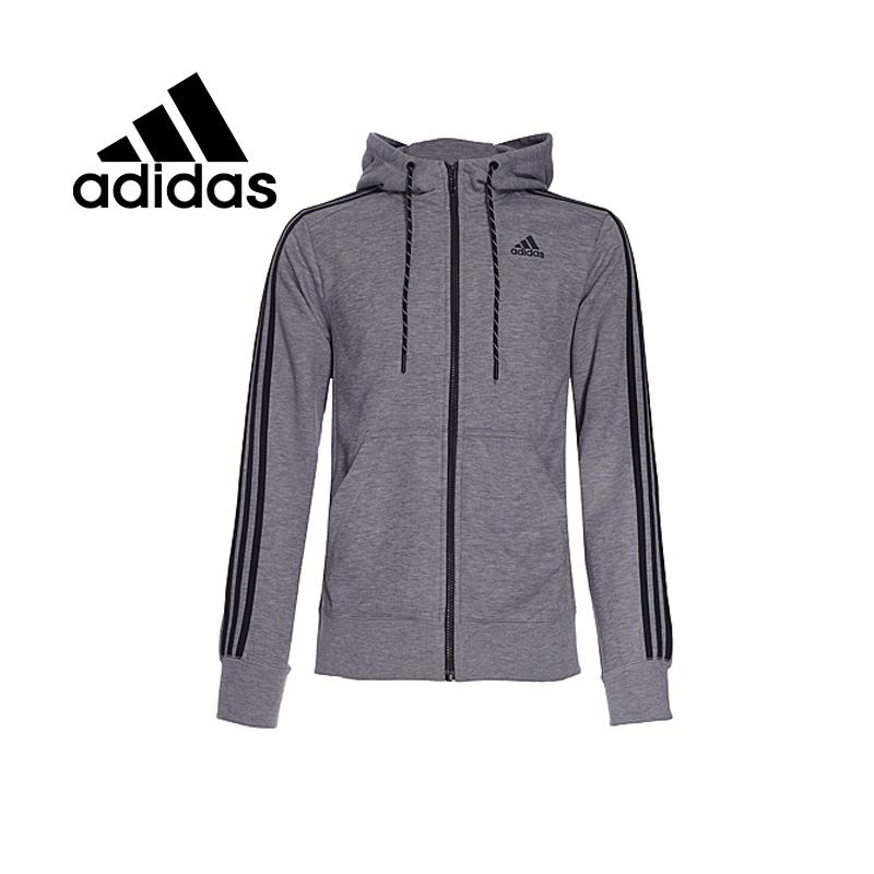 Original Adidas men's jacket S12904 spring Sportswear free shipping