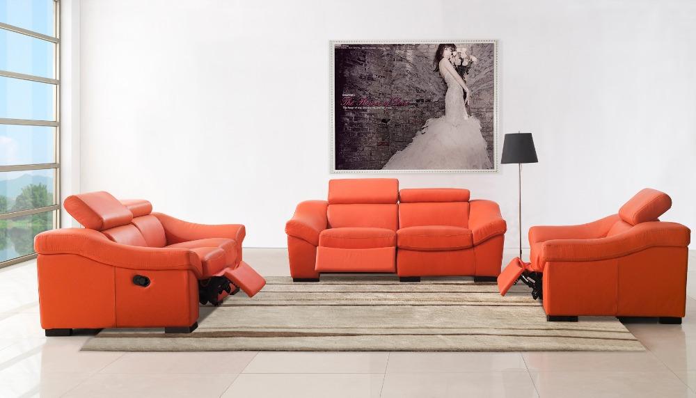 Hot koop moderne chesterfield lederen woonkamer bankstel meubels/woonkamer bank fauteuil 1 + 2 + 3 zits(China (Mainland))