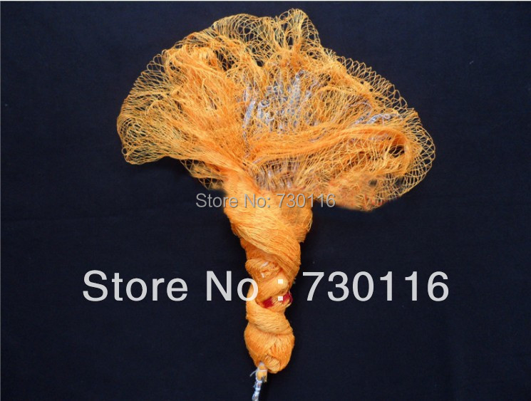Hot Fishing!Cast net!Fishing tackle cover net cylinder net!()