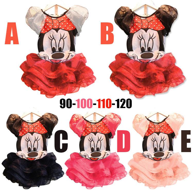 Гаджет  2015 Girls Cartoon Mickey minnie mouse Girls Dress  For Party Kid Clothing Baby Children Wear Fashion Summer Girl Lovely Dresses None Детские товары