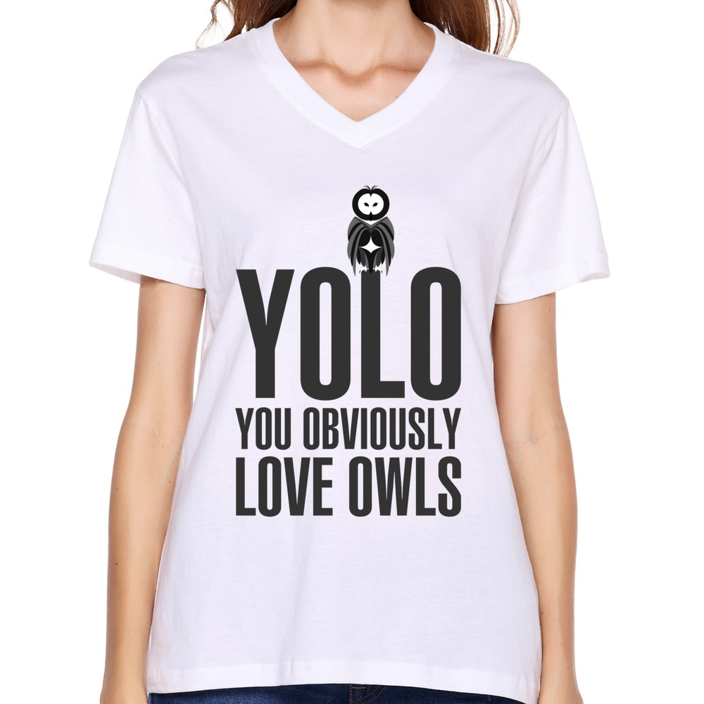 Fashion Style Design Own Yolo You Obviously Love Owls