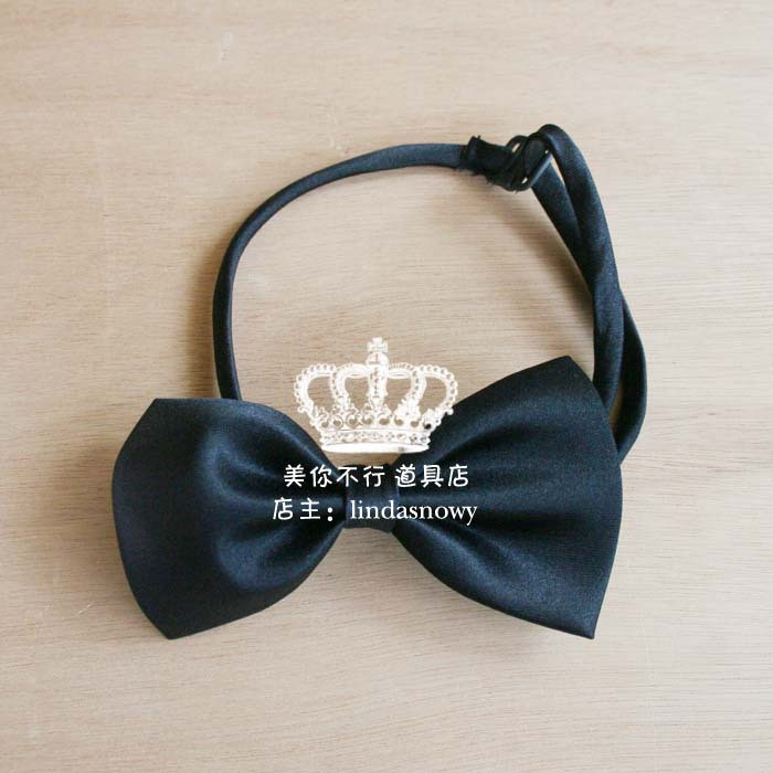 Props ball props supplies bow tie