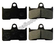 2 Set 4PCS Rear Brake Pad CF Moto CFMoto CF500 500CC CF188 CF600 600CC CF196 ATV UTV Shineary(China (Mainland))