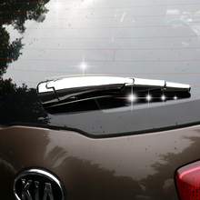 Buy ABS Chrome Car Styling External Rear Wiper Trim Cover Sticker Sportage R 2011 2012 2013 2014 2015 Auto Accessories for $12.00 in AliExpress store
