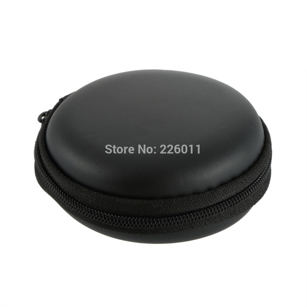 2015 High Quality 1Pcs Hold Case Storage Carrying Hard Bag Box for Earphone Headphone Earbuds SD Card(China (Mainland))