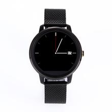 Новый Smartwatch голосовое управление часы носимых bluetooth для IOS android-iphone Huawei Xiaomi Samsung часы