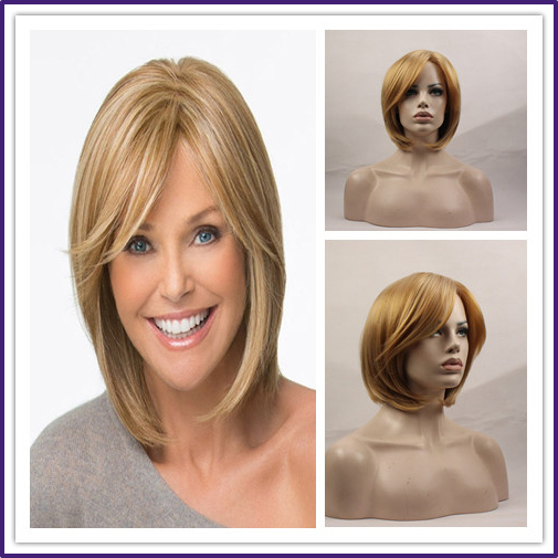 Парик из искусственных волос Medusa synthetic wig heat resistant loira SW0068 sw0068  short synthetic wigs for black women high quality european american short curly wig for children heat resistant synthetic fashion girls golden wigs