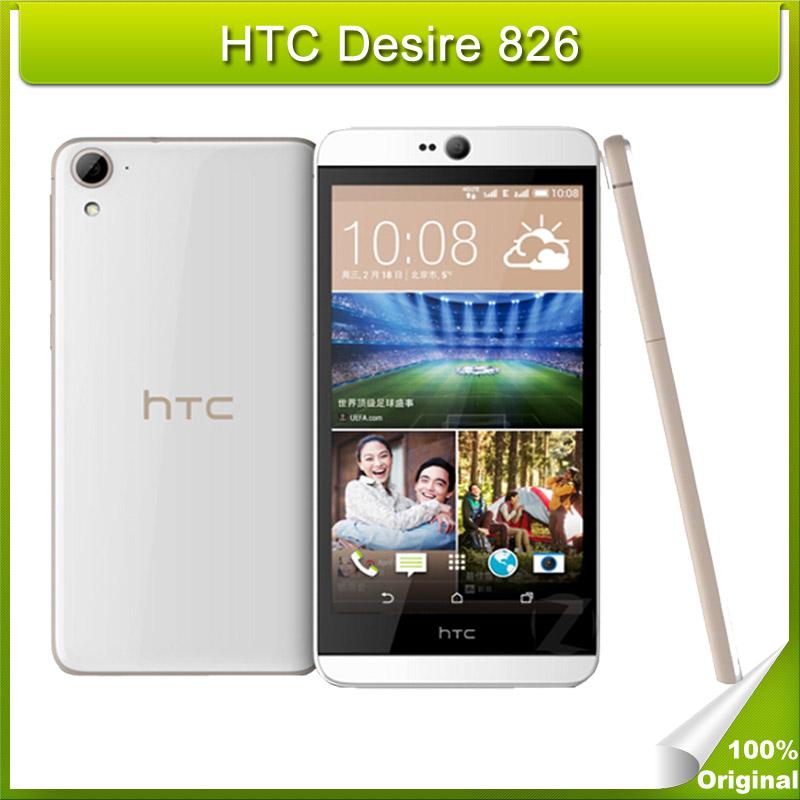 Original HTC Desire 826 SmartPhone 5 5 inch Android OS 5 0 Snapdragon 615 Quad Core