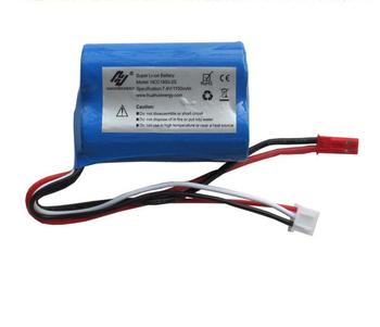 Ewellsold  T10 T11 T34 RC Helicopter double horse 9012 RC boat spare parts 7.4V 1150mAh Li-ion battery  Free shipping